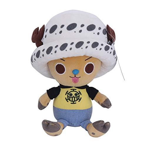 Japanisches Anime One Piece - Chopper Cos Law Plüsch Gefülltes Spielzeug 12''(30cm) Plüsch Doll Lieferung durch Hyingstore (Japanische Plüsch-spielzeug)