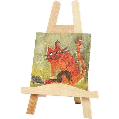 Creativ 25 cm 1-Piece Wooden Mini Easel