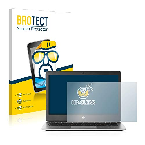 BROTECT Schutzfolie kompatibel mit HP Chromebook 13 G1 klare Bildschirmschutz-Folie
