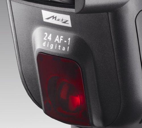 Metz-Mecablitz-24-AF-1-Digital-Flash-per-Nikon-Modo-i-TTL-Aggiornabile-via-USB-Nero