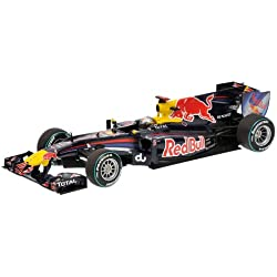 Minichamps 110100105 - Modellino Red Bull Renault RB6 di Sebastian Vettel, scala 1:18