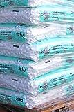 Eurosalt Palette Salztabletten/Regeneriersalz / Salz Pastillen für Wasserenthärtungsanlagen und Schwimmbäder 1000 kg - (40 x 25kg) BUNDESWEIT FREI Haus GELIEFERT (Inseln ausgeschlossen.)