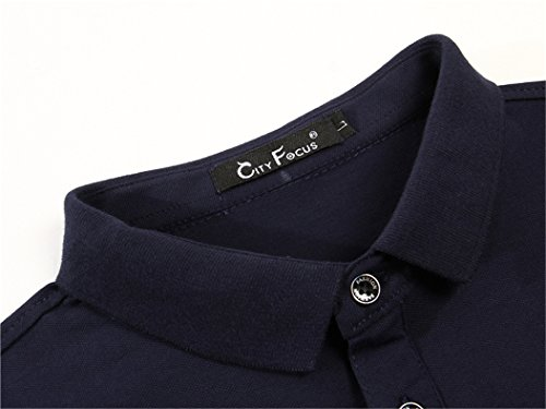 MTTROLI Herren T-Shirt Marineblau