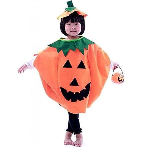 Costumes Funny Infant - Pixnor enfants de Halloween citrouille costume vêtements