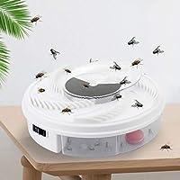 Lepakshi Fly Trap Electric Usb Automatic Flycatcher Fly Trap Pest Reject Control