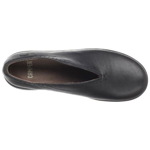 CAMPER, Spiral 21289, Damen Ballerinas Schwarz (Black)