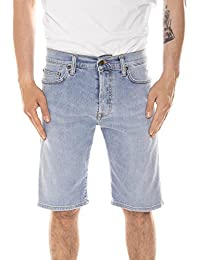 Short Carhartt: Klondike Short Blue True Bleached BL