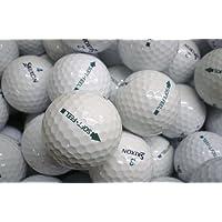 50 x Srixon Golf Balls- Soft Feel - Pearl/AAA