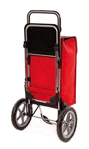Einkaufshilfe mit Sitz – Einkaufshilfe Relax für Ruhepausen - 2