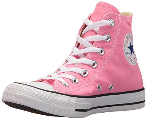 Converse Ctas Core Hi, Baskets mode mixte adulte Rosa (Pink)