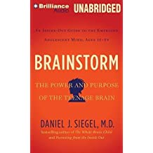 [(Brainstorm: The Power and Purpose of the Teenage Brain: An Inside-Out Guide to the Emerging Adolescent Mind, Ages 12-24)] [Author: Daniel J Siegel] published on (April, 2014)