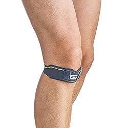 Push Sports Patella Bandage für Läufer und Pullover Knie, Größe One
