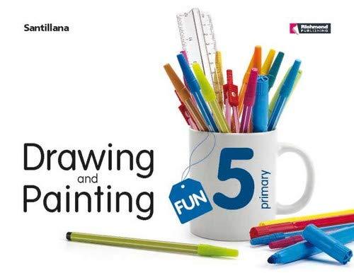 Drawing & painting fun Student's book Per la Scuola elementare Con CD - ROM: Fun 5, drawing and painting, Educación Pri