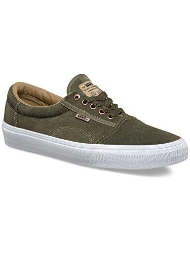 Vans Rowley Solos Sneaker grape leaf/khaki/white