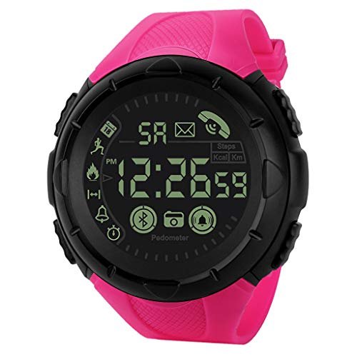 POJIETT Reloj Inteligente Hombre Mujer Reloj Chica Joven DeportivoReloj de Pulsera Digital Android...