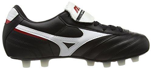 Mizuno Herren Mrl Classic Md Fußballturnier Mehrfarbig (Black/white/red)