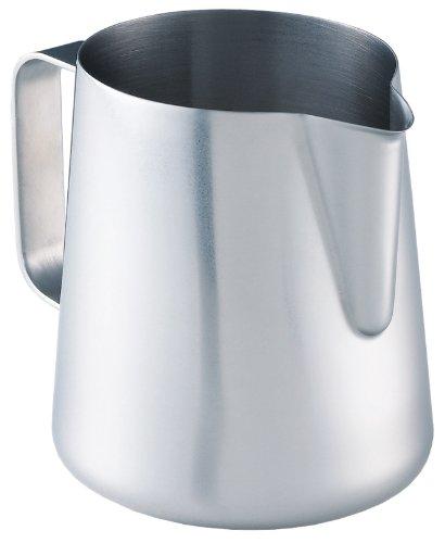 Graef 145627 Milchbehälter Edelstahl, 600 ml