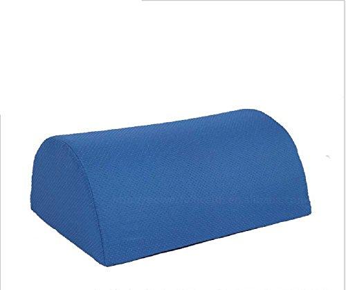Mezza luna / mezzo cilindro rotolo cuscino migliore Cuneo cervicale,