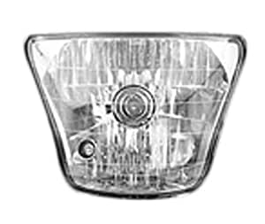 Hero 3310AKZAW01 OEM Headlight Assembly for Passion X-Pro 2012