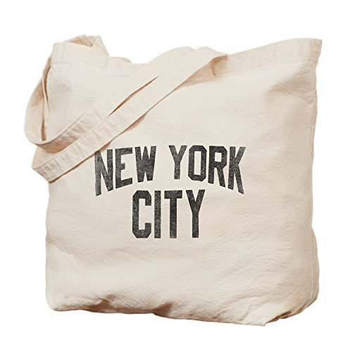 New York City Bag (CafePress - New York City - Leinwand Natur Tasche, Reinigungstuch Einkaufstasche)