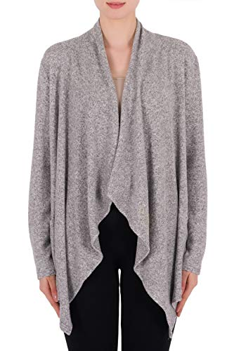 Joseph Ribkoff Heather Grey Cover-Up Style - 191488 Spring Summer 2019