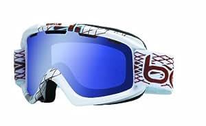 Bolle Nova Ski Goggles - White/Diamond, Medium/Large