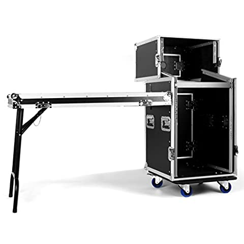 FrontStage SC-CMD 16U Rack Case (19