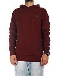 The North Face Raglan Red, Men's Hooded Sweatshirt, Men's Mens