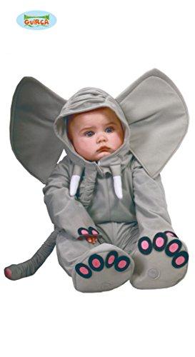 Imagen de disfraz de elefante baby 1 12 meses