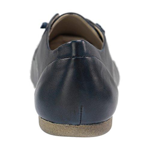 Josef Seibel 87201-971 Fiona 01 Scarpe stringate donna Blu