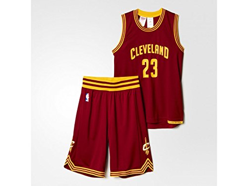 Maillot et Short Junior NBA Cleveland Cavaliers Lebron James