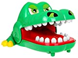 Krokodyl u dentysty.