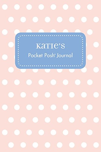 Katie's Pocket Posh Journal, Polka Dot (Katie Dot Polka)