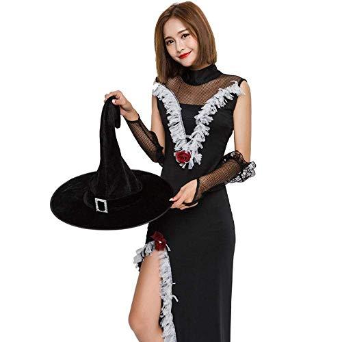 PIN Halloween Kostüme Frauen Halloween Hexe Kostüm Party Karneval Sexy Promi Tänzer Kostüm Hexen - Tänzer Halloween Kostüm