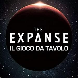 Asmodee Italia - The Expanse - Juego de Mesa en Italiano Pendragon Games Studio, Color 0555