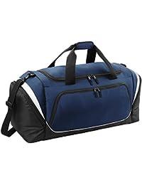 Quadra Pro Team Jumbo Kit Bag Storage Holdall Sports Duffle Travel Bag Luggage