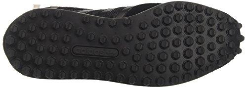 adidas Herren LA Trainer OG Sneaker Schwarz (Core Black/core Black/ftwr White)