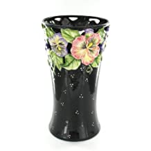 Appletree Pansy Madness Vase