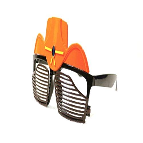 -Motto-Party-Sonnenbrille Lustige Brillen Requisiten Kostüm Zubehör, Nette Polizei Sonnenbrille (Polizei Halloween-kostüm Für Frauen)