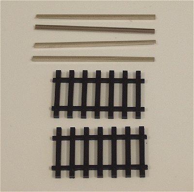 Preisvergleich Produktbild Tillig 83139 Modulausgleichsstück, 1 Stück