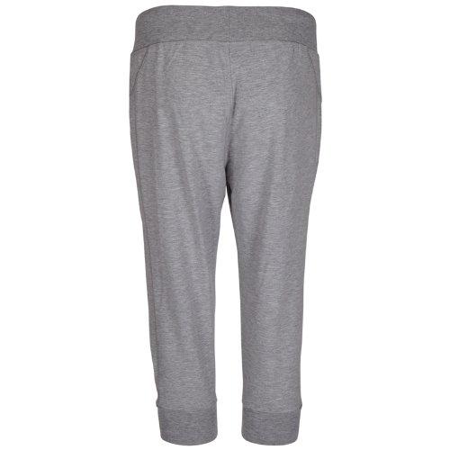 Kappa Damen Hose Pippa 3/4 Pants Grey Melange