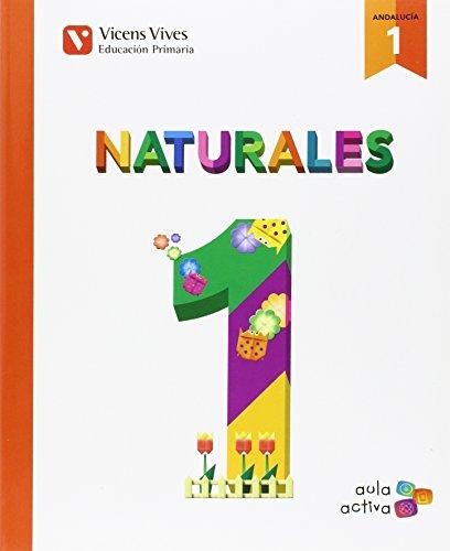 Naturales 1 andalucia (aula activa)