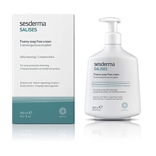 SESDERMA Salises foaming cream without soap 300ml