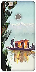 The Racoon Lean printed designer hard back mobile phone case cover for Letv Le 1s. (Kashmir)