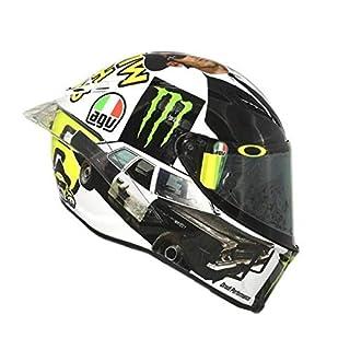 Race Helm AGV Pista GP R Misano 2016 VR 46 Valentino Rossi, ML