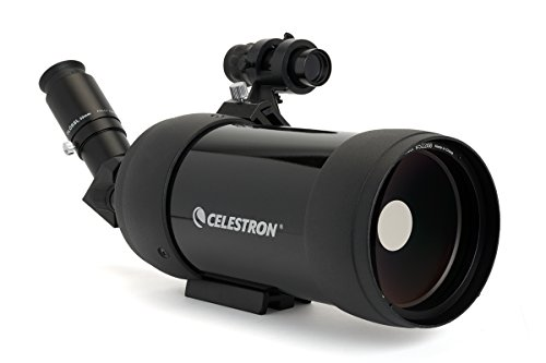 Celestron 52268 - Telescopio (apertura de 90 mm, distancia focal de 1250 mm), negro