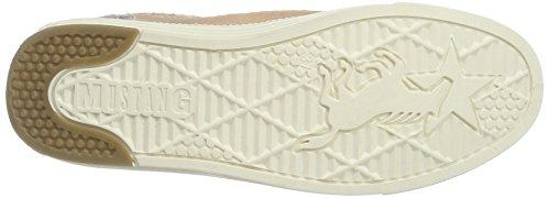 Mustang 1246-303-555, Sneakers Basses Femme Rouge (555 Rose)