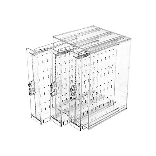 BUONDAC 216 Agujeros Joyero Colgador Organizador