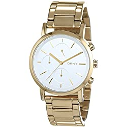 DKNY Watch Chronograph Quartz Stainless Steel Coated NY2274