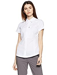 Columbia Damen Silver Ridge Shorts Sleeve Shirt Bluse